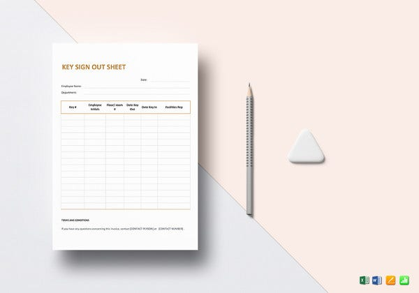 how to sign an excel document