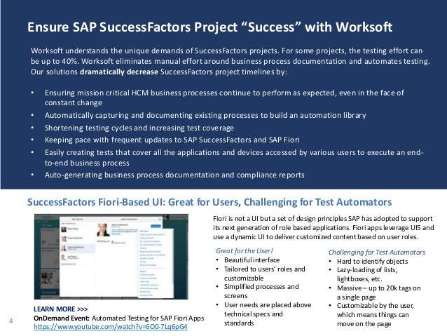 sap hcm business process documentation