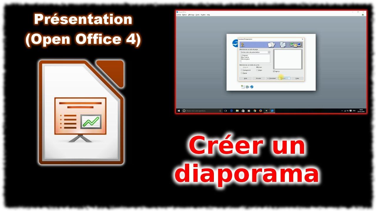 ouvrir document xps avec open office