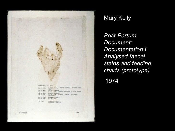post-partum document documentation vi 1978 barbara kruger