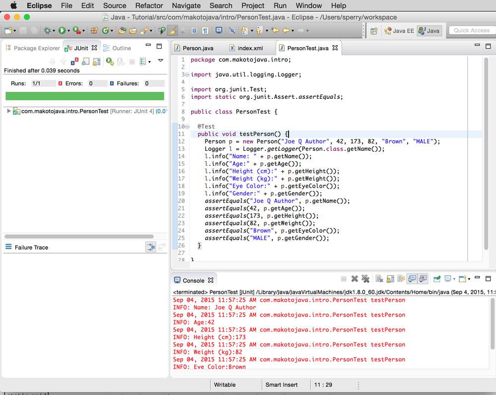 writing source code documentation