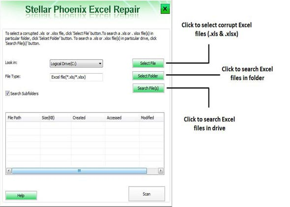 how to access document recovery in excel 2007