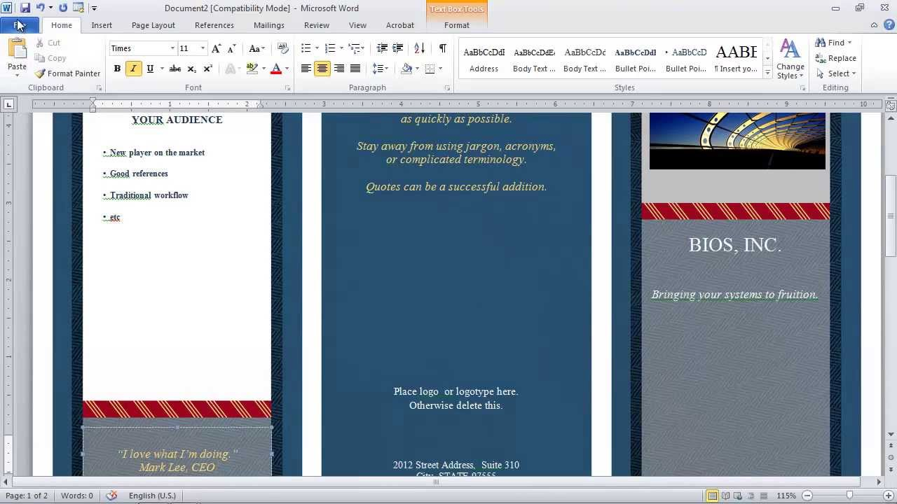 how do you make a document a pdf