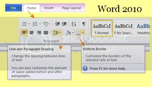 how to add a preformatted sidebar to a document