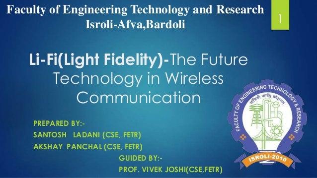 li fi technology documentation download