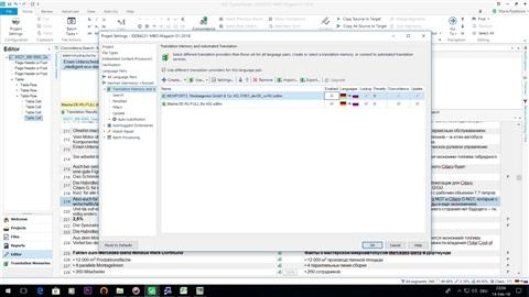 no images when generating document trados studio