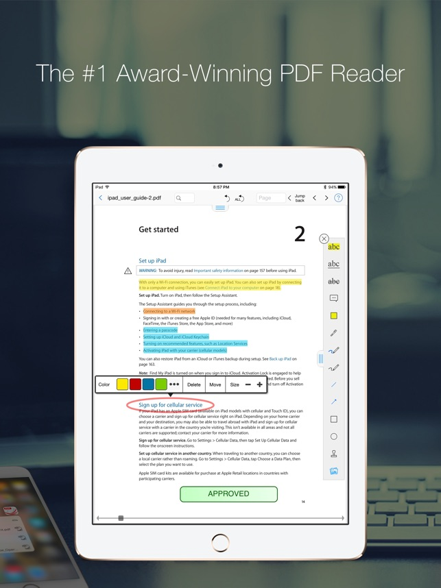 can i print a document from my iphone