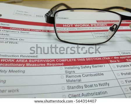 cic work permit document checklist