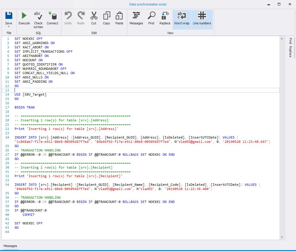 ms sql temp table documentation