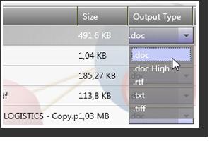 convertir document rtf en pdf