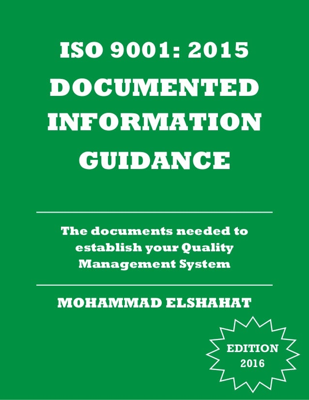 iso 9001 document control software free download