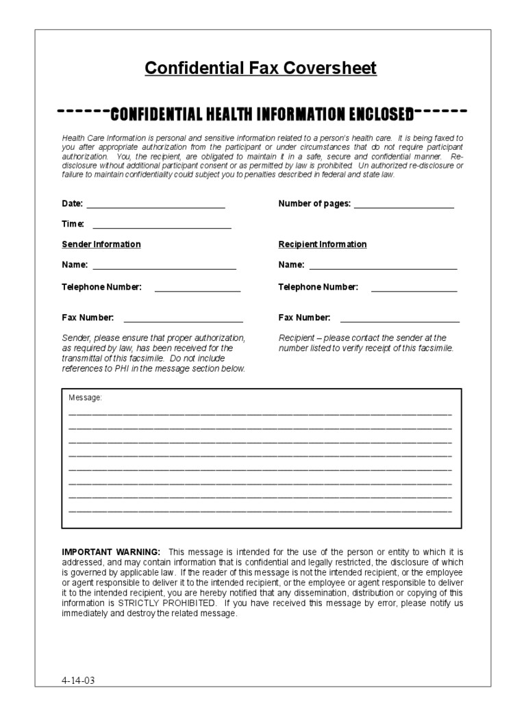 convert word document to fax cover sheet