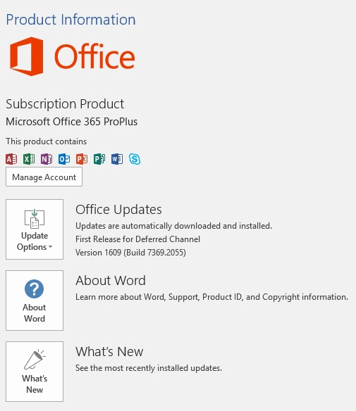 how to open document in office365