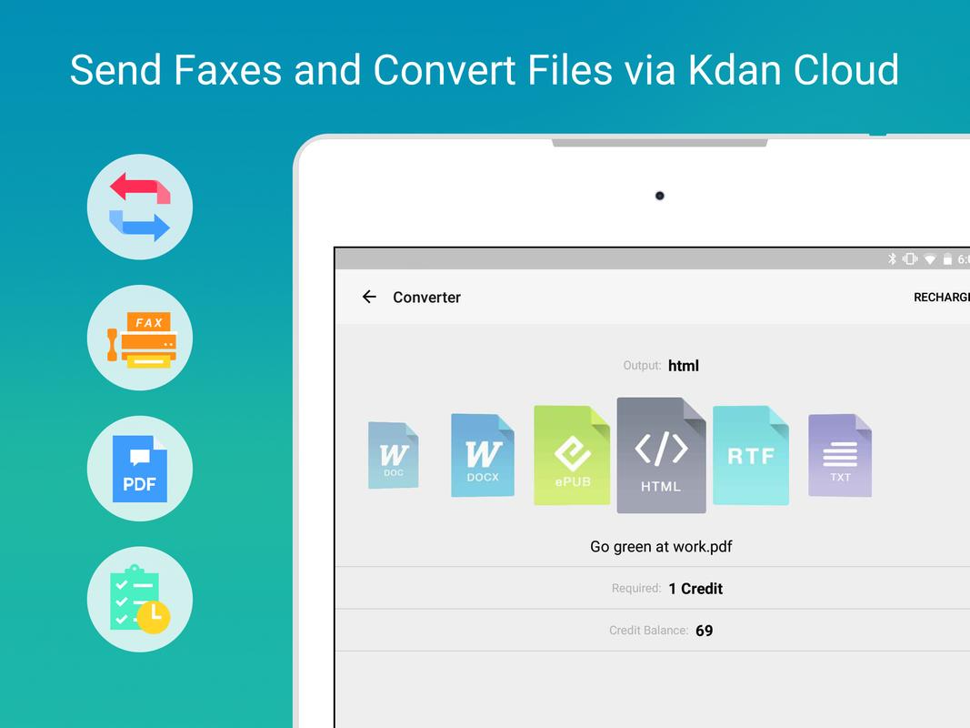 document reader for android apk