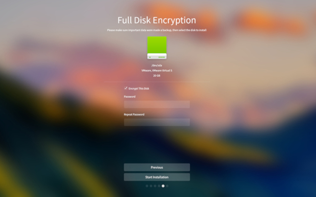 error loading document password encrypted file