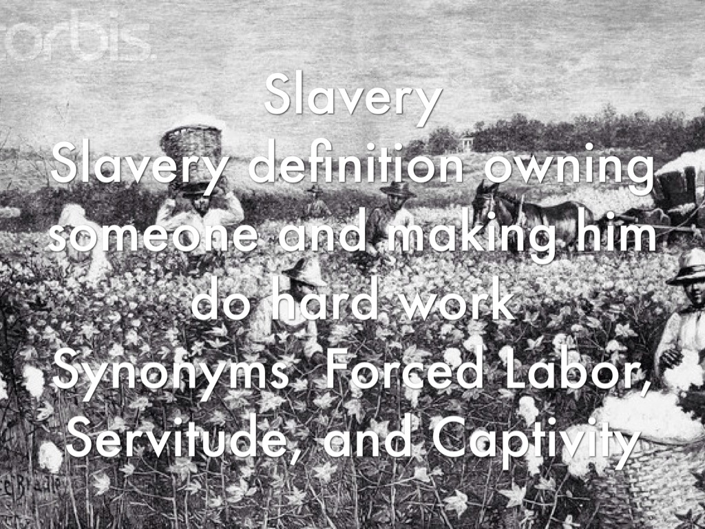 what document freed the slaves