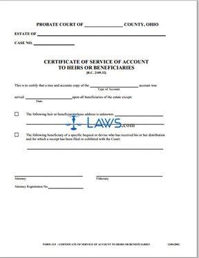 proof of legal guardianship document