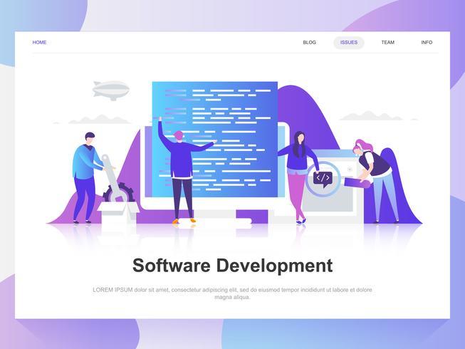 simple software development documentation template
