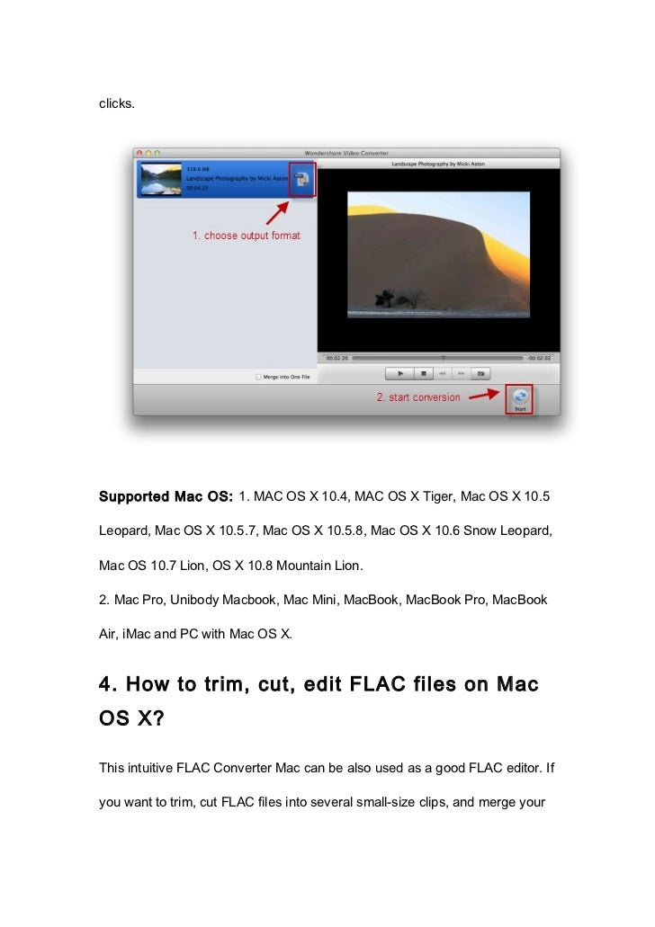 how to convert a document to photo mac