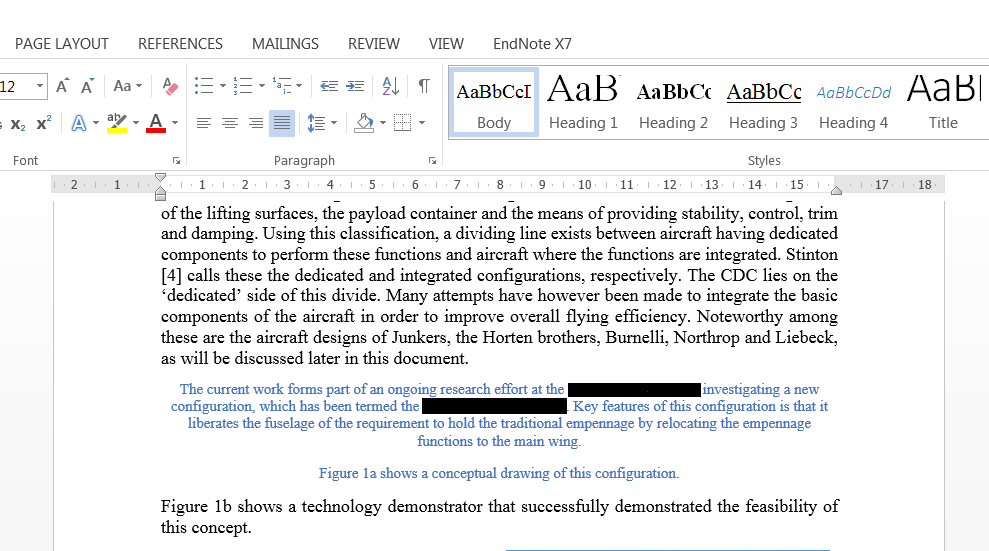 how to fix styles in a word document