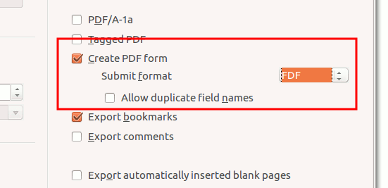 how to make a word document a fillable form