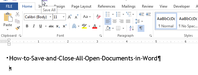 how to open document inspector in word