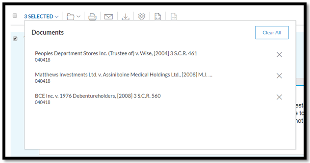 how to save document on lexis quicklaw