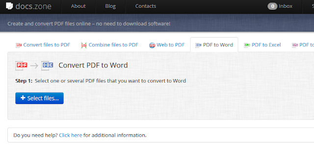 how to you convert a pdf to a word document