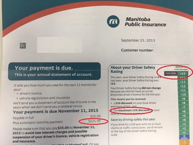 manitoba driver license document number