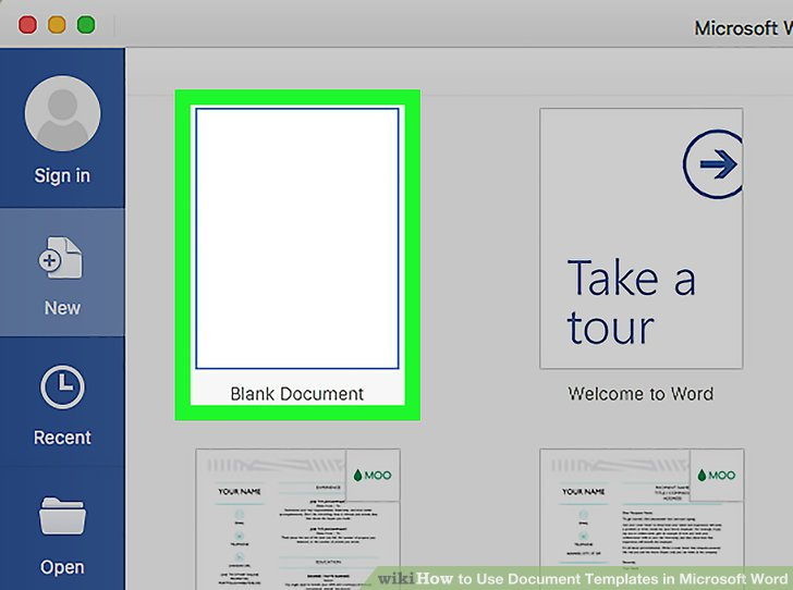 ms word apply a template to an existing document