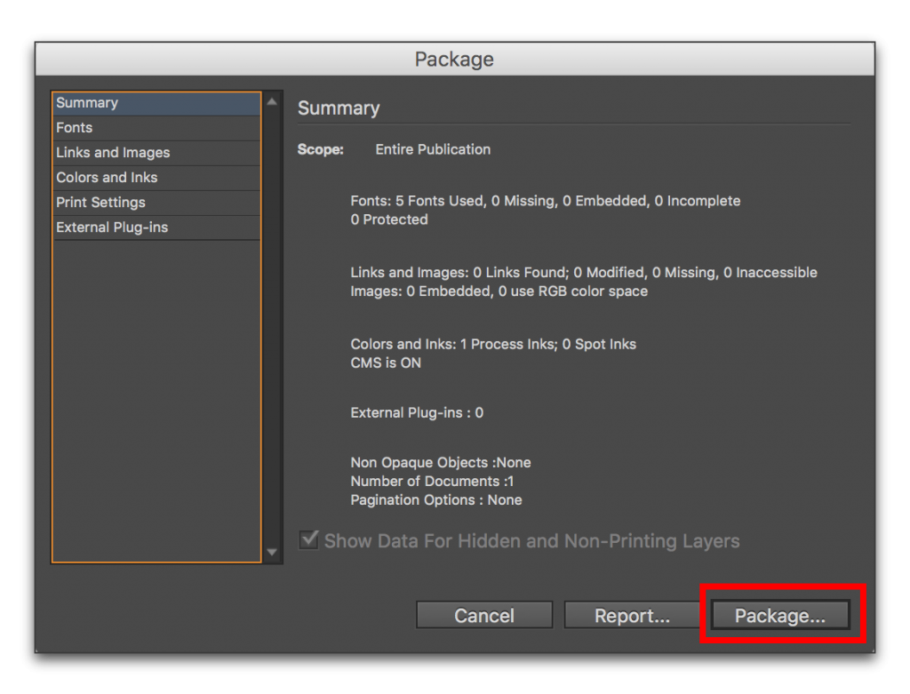 save document in indesign cc for indesign cs5