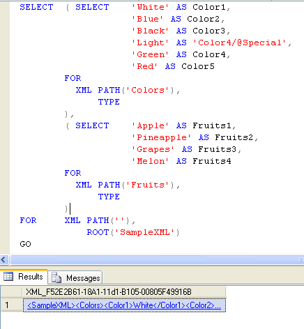 there is an error in xml document 2 2